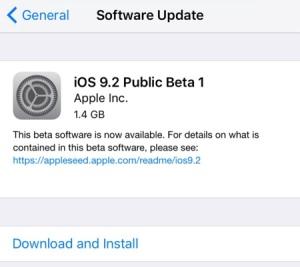 iOS-9.2-public-beta-1